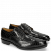 Derbies Jeff 1 Crock Black