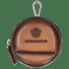 Porte-monnaie Penny Vegas Tan Shade Dark Brown