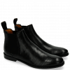 Bottines Xenia 1 Perfo Black