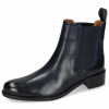 Bottines Xsara 1 Venice Navy Elastic Navy Rubber Navy