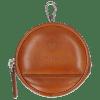 Porte-monnaie Penny Crust Tan Binding