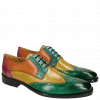 Derbies Jeff 14 Electric Green Electric Yellow Turquoise Electric Orange Fuxia