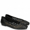 Ballerines Melly 1 Open Weave Black