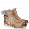 Bottines Amelie 67 Brazil Blush Duke Rose