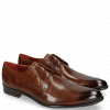 Derbies Toni 1 Wood Lining Red