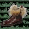 Bottines Sally 114 Chestnut Fur Lionel Brown