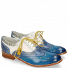 Richelieu Amelie 70 Vegas Mid Blue Wind Timor Silver White