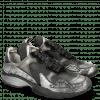 Sneakers Kobe 1 Hairon Breeze Silver London Fog Suede Pattini Black