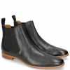 Bottines Clint 7 Pavia Black Elastic Black
