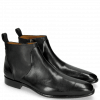 Bottines Lance 51  Black Nappa Glove