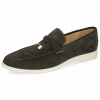 Mocassins Earl 3 Suede Pattini Light Fante