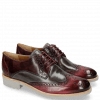 Derbies Amelie 3 Bubblegum Grigio Deep Pink Burnt Orange