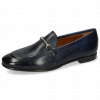 Mocassins Scarlett 22 Pisa Navy Trim Gold
