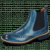 Bottines Amelie 5 Mid Blue Elastic Navy