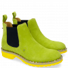 Bottines Sissy 7 Suede Kid New Grass