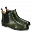 Bottines Susan 10 Crock Ultra Green Loop Peru
