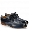 Derbies Henry 23  Navy Blue Sky Tassel