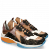 Sneakers Flo 1 Hairon Gold Orange Vegas White Bordo Cherso Bronze