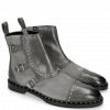 Bottines Susan 45 Salerno Stone Oily Suede