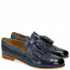 Mocassins Selina 3 Denim Moroccan Blue