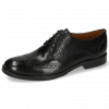 Derbies Amelie 3 Pisa Black Lining Nappa