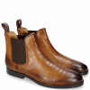 Bottines Susan 10 Venice Crock Tan Loop Peru
