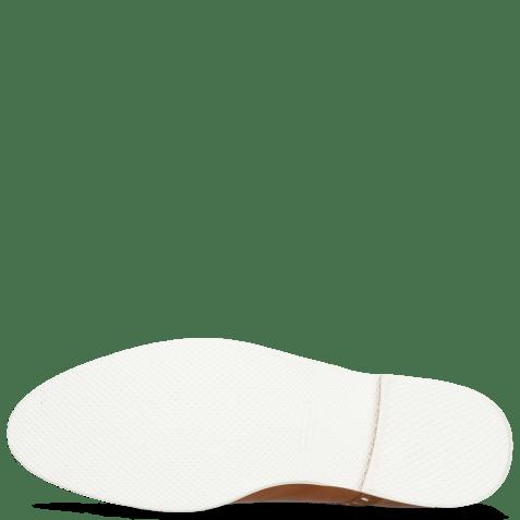 Richelieu Scott 15 Tan Underlay Patent White