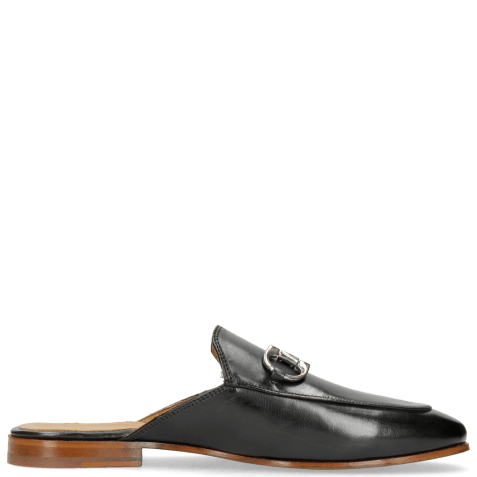Mules Clive 2 Black Lining Rich Tan