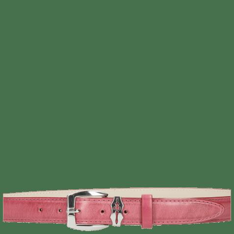 Ceintures Linda 1 Dark Pink Sword Buckle