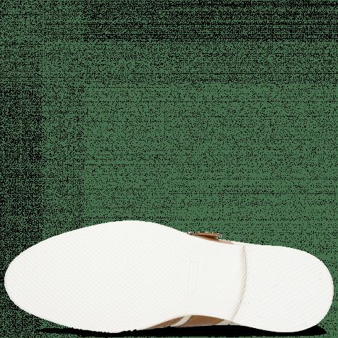 Mocassins Clint 26 Sand Canvas Off White