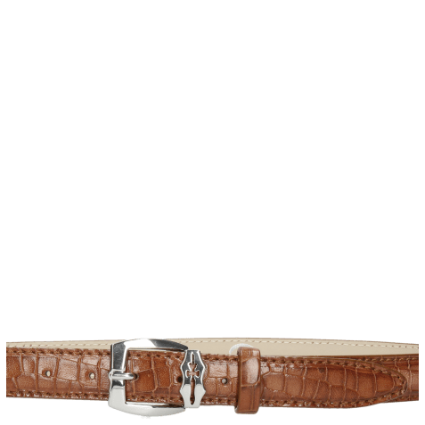 Ceintures Linda 1 Crock Tan Sword Buckle