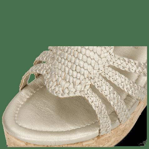 Sandales Hanna 55 Woven Ash Cork