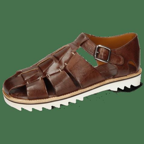 Sandales Sam 29 Imola Mogano