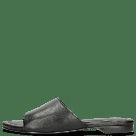 Mules Hanna 5 Glove Nappa Black
