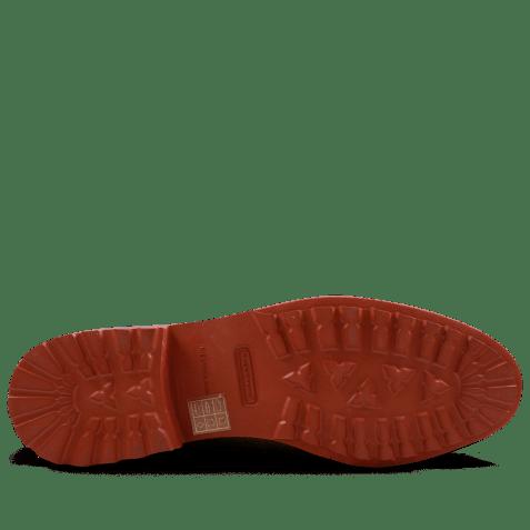 Derbies Amelie 9 Phyton Dark Brown Nappa Aztek Bronze Rook D Red EVA Blue