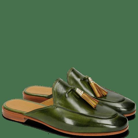 Mules Scarlett 2 Ultra Green