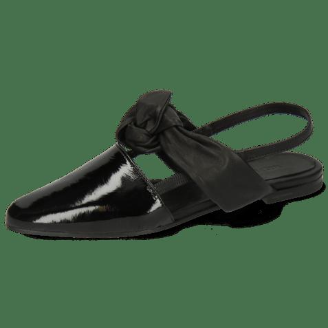 Sandales Joolie 21 Patent Black Nappa