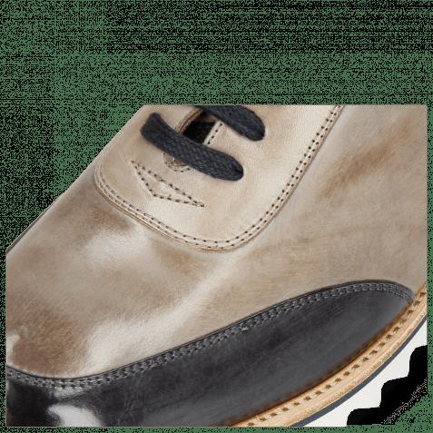 Sneakers Niven 9 London Fog Grigio Digital Navy Ruby