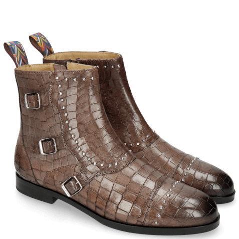 Bottines Susan 45 Crock Stone