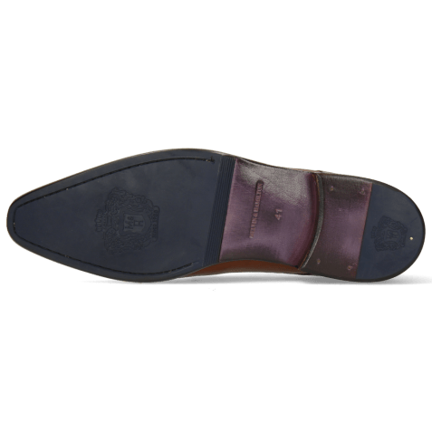 Monks Lance 1 Wood Lining Purple