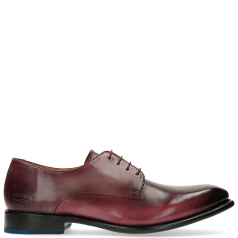 Derbies Tyler 2 Burgundy