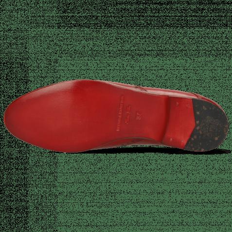Derbies Selina 41 Red Lining Rich Tan