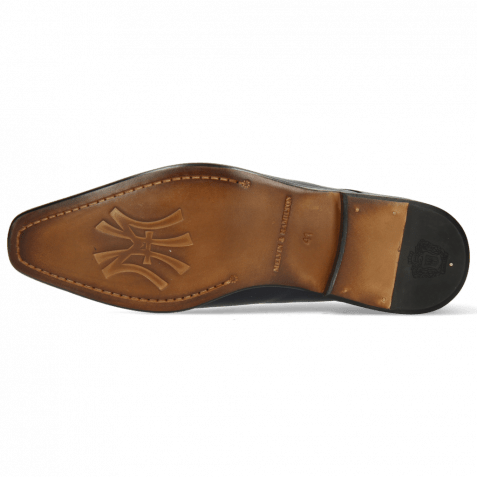 Derbies Ethan 14 Marine Lining Rich Tan