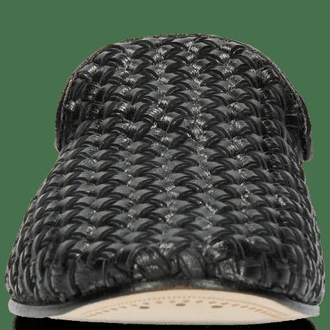 Mocassins Jackie 5 Woven Black