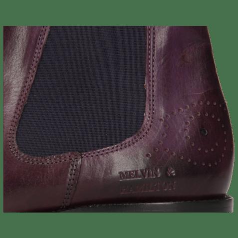 Bottines Betty 1 Viola Elastic Purple