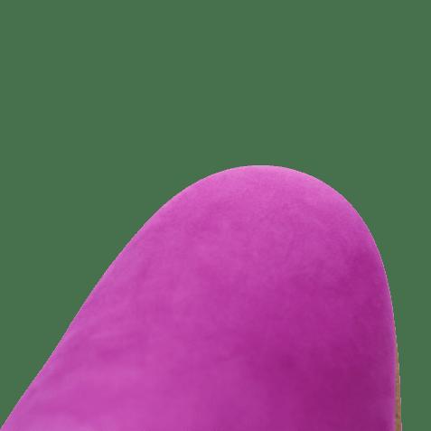 Bottines Melia 7 Elko Nubuk Magenta