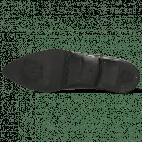Bottines Jessy 1 Nappa Glove Black Elastic Black