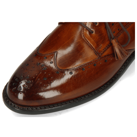 Derbies Selina 41 Wood Lining Rich Tan
