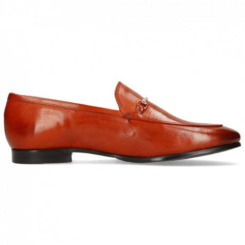 Mocassins Scarlett 22 Pisa Winter Orange Trim Gold