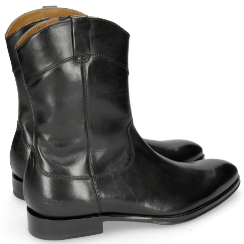 Bottines Kane 27 Black Lining Rich Tan